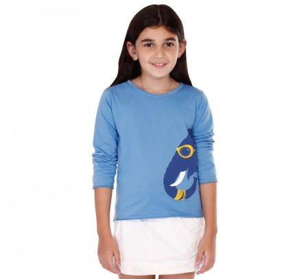 Nutty Trunky - Long Sleeves