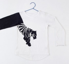 Black Tiger - Long sleeve