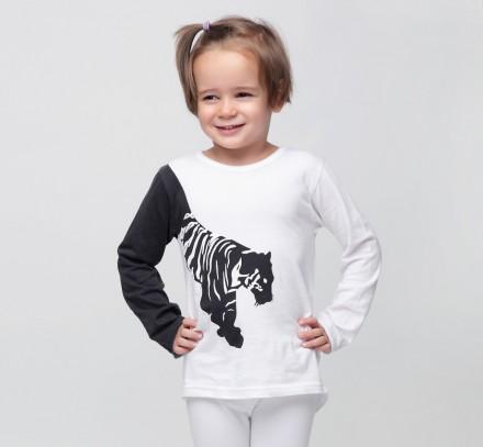 Black Tiger - Long sleeves